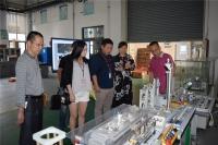 东莞市技师学院:人才培养模式受欢迎 校企洽谈合作促双赢