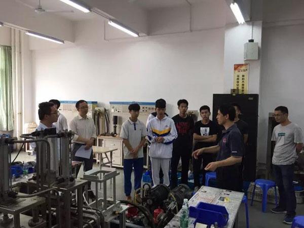 广州市市政职业学校承办2018