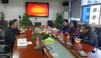 广州市轻工职业学校迎来郑州商贸学校到访考察机器人专业