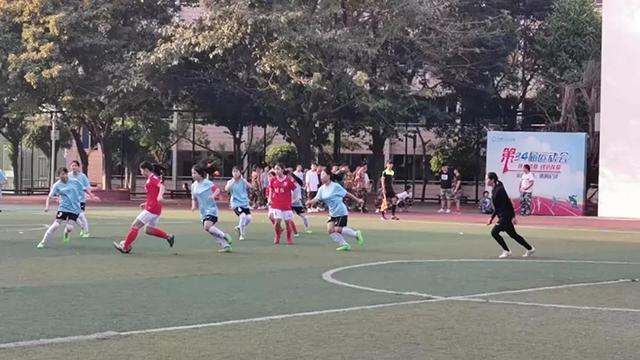 广州纺校女子足球队参加第六届中职学生足球联赛回顾