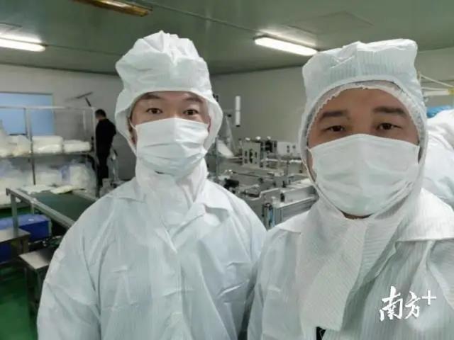 东莞市技师学院用技术抗击疫情,支持企业复工复产!