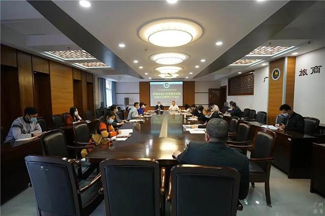 广州市旅游商务职业学校积极开展工作部署!