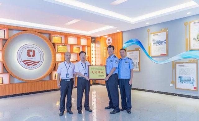广州市财经职业学校荣获2019年度广州市治安保卫重点单位内